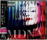 MDNA - JAPAN DELUXE CD ALBUM (+ Bonus Track)